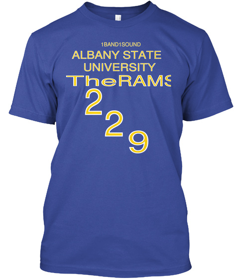 1BAND1SOUND ALBANY STATE 229 SPECIALS Unisex Tshirt