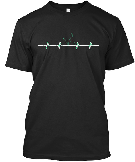 Capoeira Uk Black T-Shirt Front
