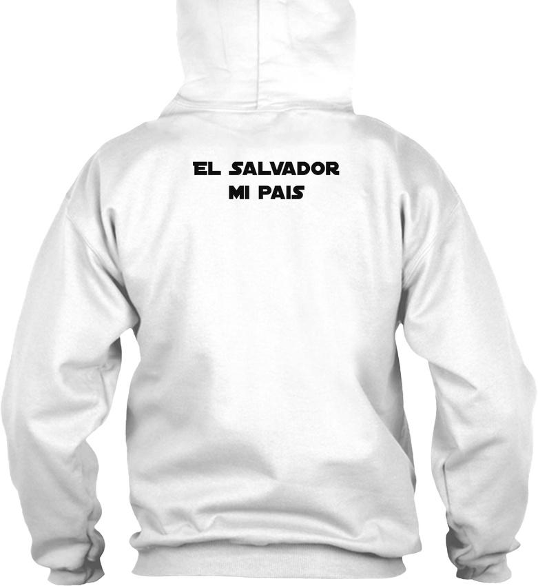 El-Salvador-Mi-Pais-Republica-De-En-La-America-Gildan-Hoodie-Sweatshirt thumbnail 8