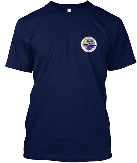 Ssn768   Limited Edition   Ending Soon Navy T-Shirt Front