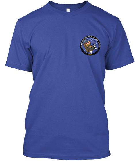 Na Deep Royal T-Shirt Front