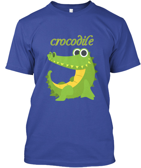 0b5a4c8125a8 Crocodile T Shirts | Teespring - crocodile Products from OAATS ...