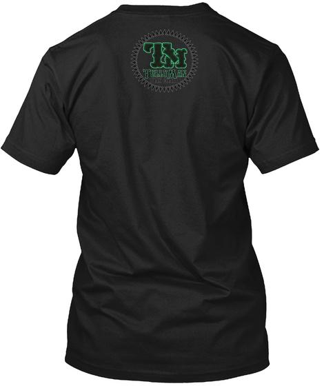 Tm Black T-Shirt Back