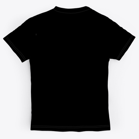 Jaconor73 Black T-Shirt Back
