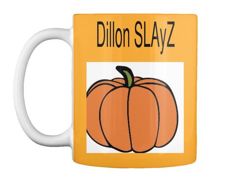 Dillon Sl Ay Z  Athletic Gold Mug Front