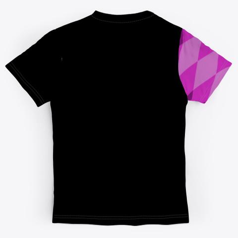 Team Petita! Black Camiseta Back