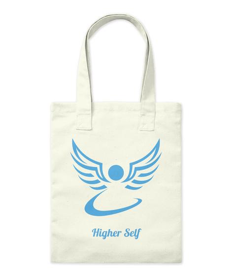 Higher Self Natural T-Shirt Front
