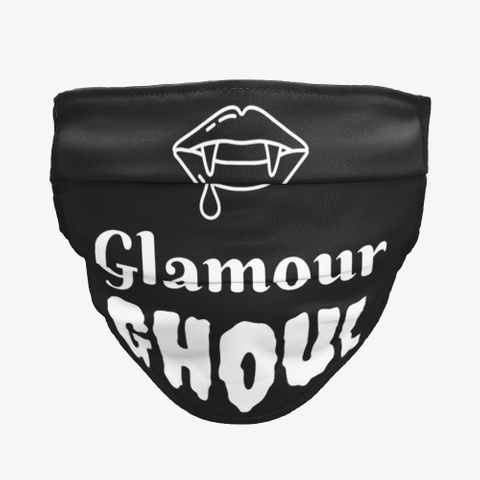 Glamour Ghoul Black Kaos Front