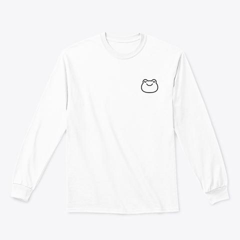 Lumina T Shirt White T-Shirt Front