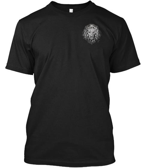 John Lyon Vfw Post 3150 T Shirt Black T-Shirt Front