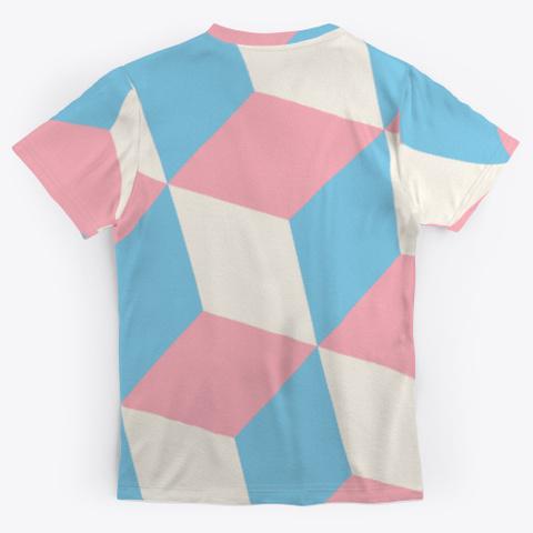 """Trans""Forming Perceptions Standard T-Shirt Back"