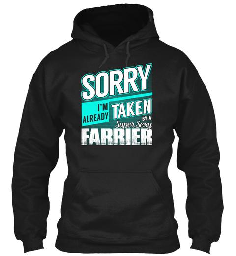 Farrier   Super Sexy Black T-Shirt Front