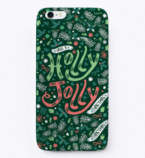 Christmas I Phone Cases  Standard T-Shirt Front