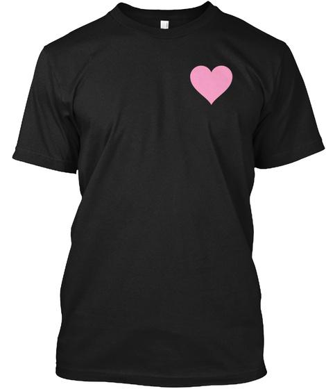 Farmer Wife/Girlfriend Apparel Black T-Shirt Front