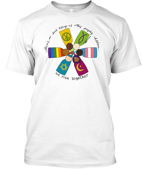 Raising Children Unfundamentalist   U T-Shirt Front