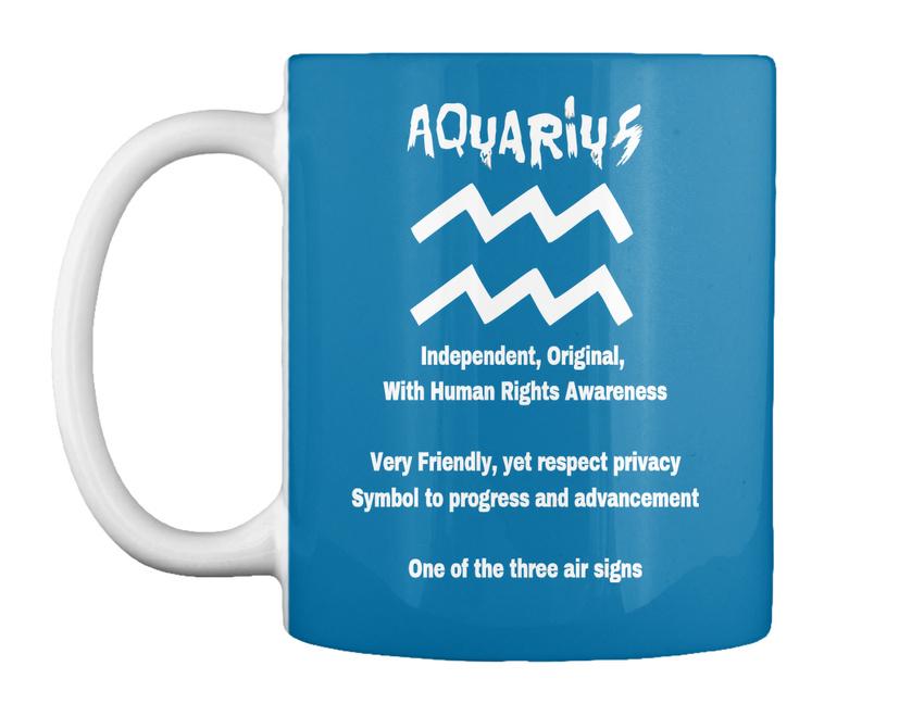 Aquarius Gift Coffee Mug