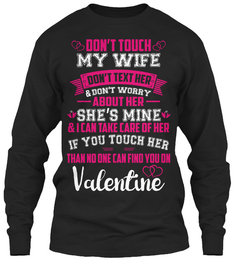 valentine day t shirt for wife - Valentine Day Shirts