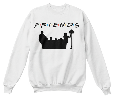 Friends Tv Show Sweater - F R I E N D S Products from Friends ... c42d5c70f