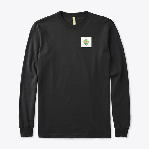 Pho Nui Tv Black T-Shirt Front