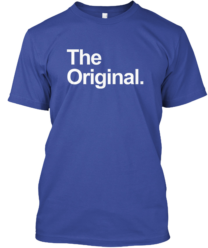 1e61762d The Original Matching Birthday Hanes Tagless Tee T-Shirt. Hover to zoom