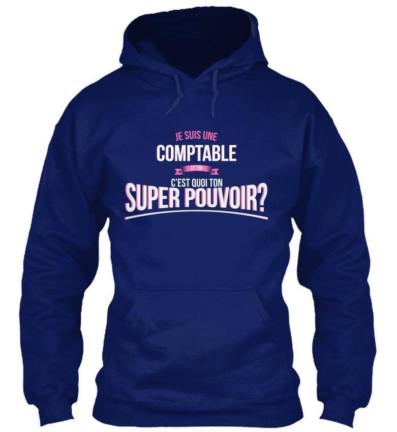 Confortable comptable Super Power Cadeau Standard College Standard à College Sweat à Standard capuche 966e14