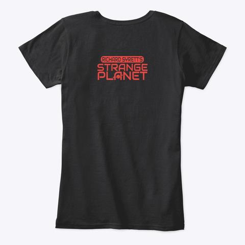 Something Wicked Black T-Shirt Back