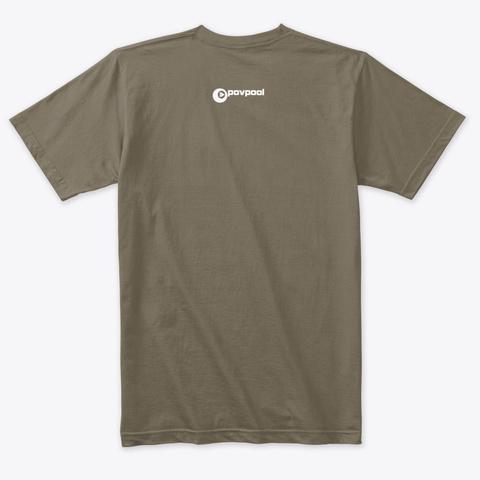 Pov Pool: Upgrade Your Sweat Venetian Gray T-Shirt Back