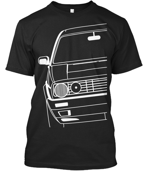**Limited Edition** Black T-Shirt Front