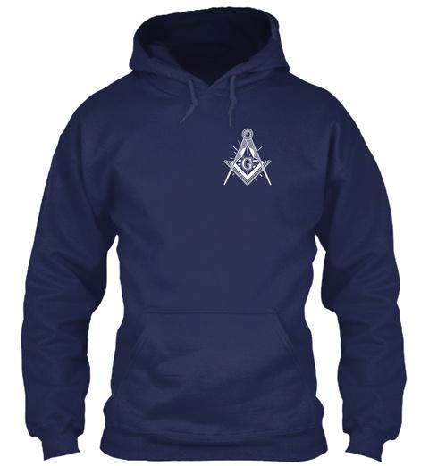 G Navy T-Shirt Front