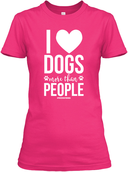 I Heart Dogs Proud Doggy Momma Love