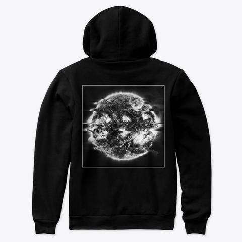 Broken World Black T-Shirt Back