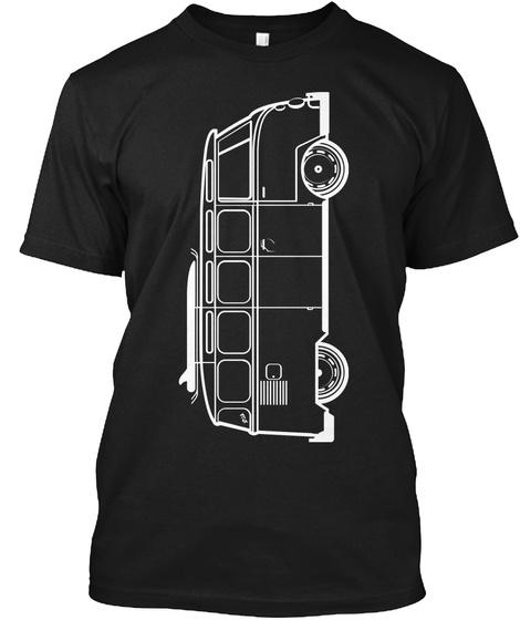 Buslove Black T-Shirt Front