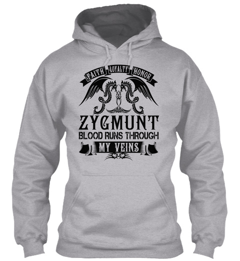 ZYGMUNT - My Veins Name Shirts Unisex Tshirt