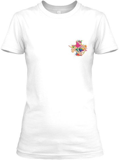 Awesome Phlebotomist Shirt White T-Shirt Front