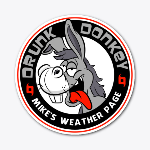 Drunk Donkey Standard T-Shirt Front