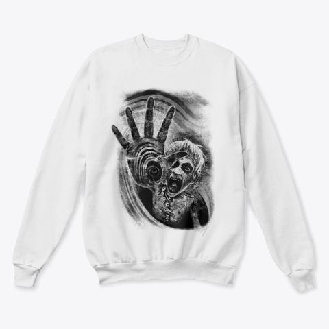 Il Maelstrom White  T-Shirt Front