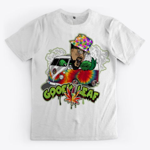 Gooey Tye Teez Standard T-Shirt Front