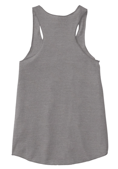 Love   Women's Tee Eco Grey Vrouwen Tank Top Back