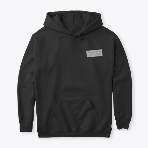 Transcendental Jewel Case Collection Black Camiseta Front