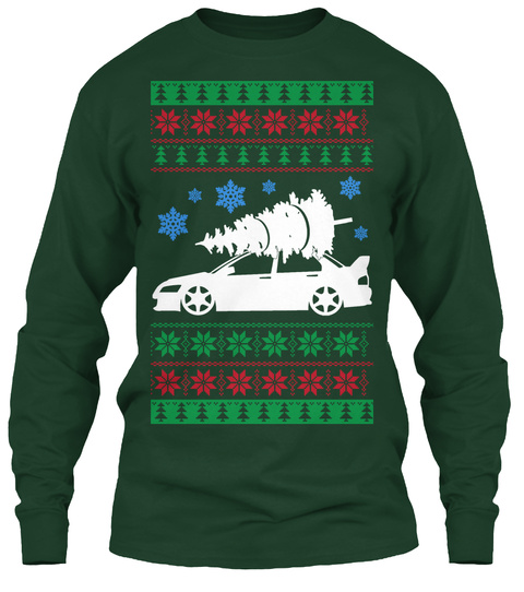 Ugly Christmas 8/9 Sweater Design Products from UGLY XMAS CAR ...