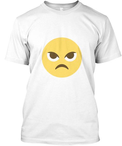 Namson White T-Shirt Front