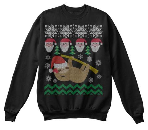 Sloth Ugly Christmas Sweater.Sloth Ugly Christmas Sweater Xmas Gift