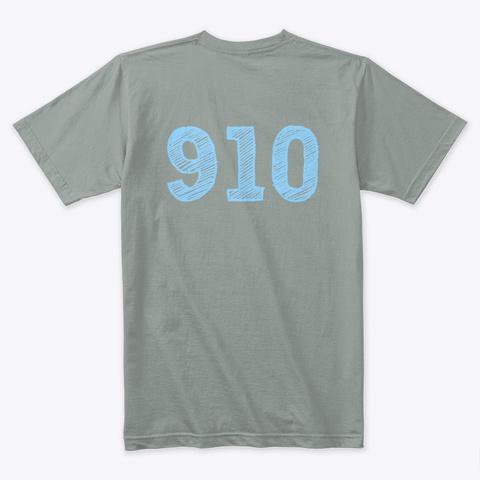 910 Wilmington Fayetteville Jacksonville Unisex Tshirt