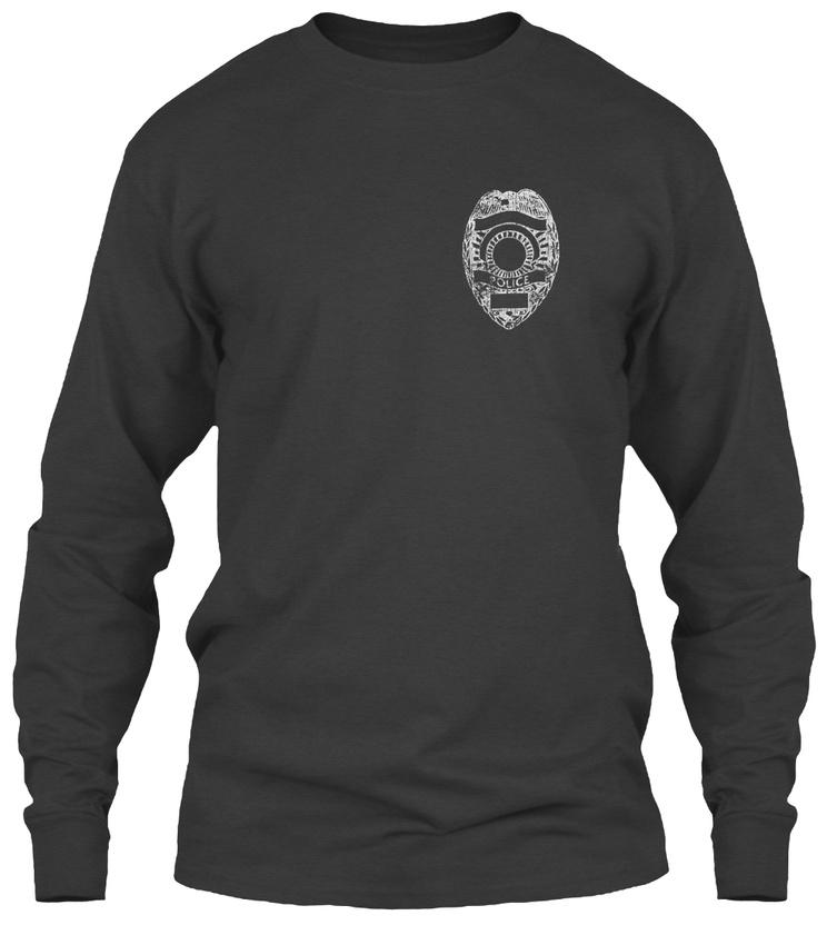 Thin-Blue-Line-Unappreciated-Gildan-Long-Sleeve-Tee-T-Shirt thumbnail 8