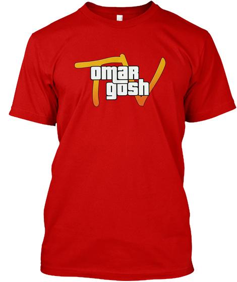 OmarGoshTV Logo