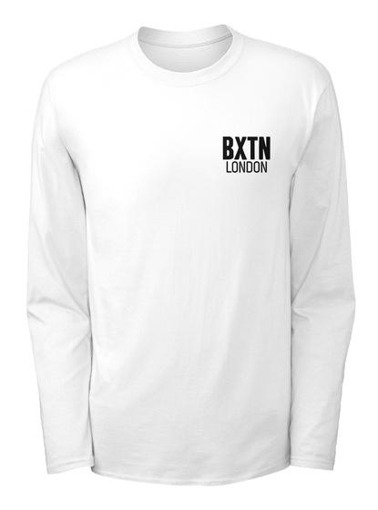 Bxtn London White Camiseta Front