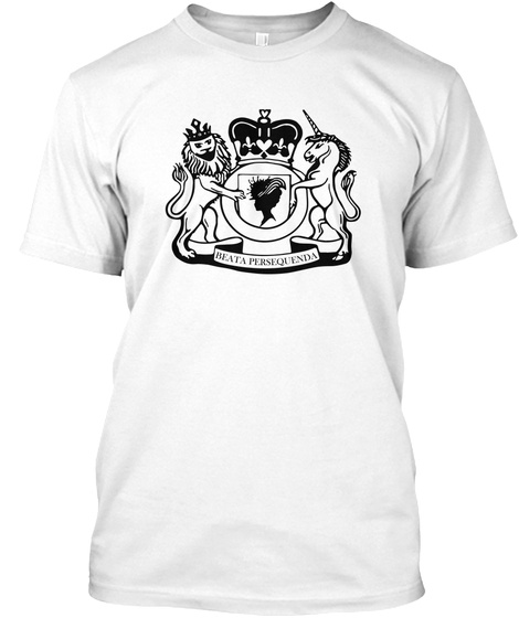 Be Special Tours T Shirt White T-Shirt Front