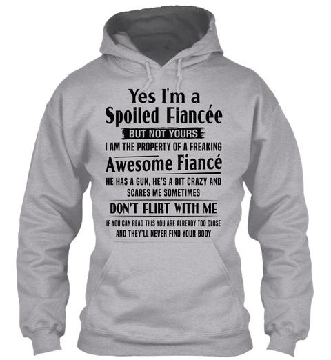 Perfect Freaking Girlfriend Gildan Hoodie Sweatshirt