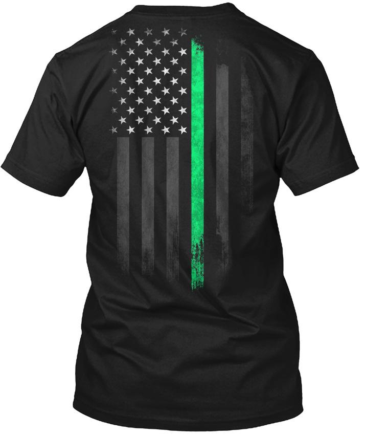 Vasquez-Family-Lucky-Clover-Flag-Hanes-Tagless-Tee-T-Shirt thumbnail 6