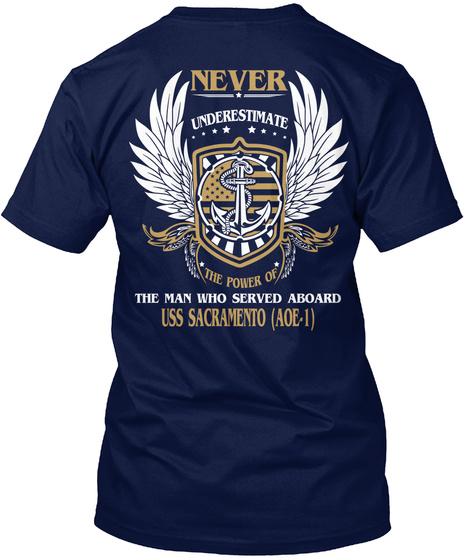 [Ltd. EDITION] USS SACRAMENTO  TSHIRT Unisex Tshirt